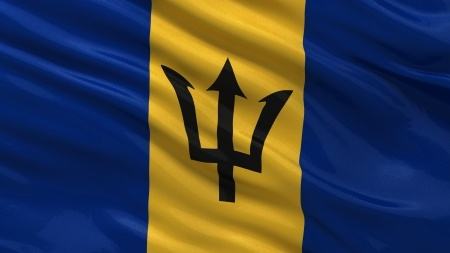 Barbados Flag- The Sign of Independent Identity